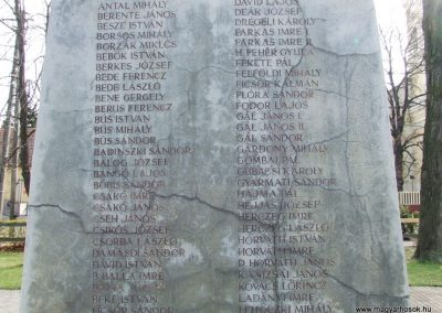 Orgovány világháborús emlékmű 2007.11.12.küldő-Markó Péter (6)