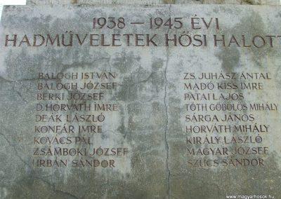 Orgovány világháborús emlékmű 2007.11.12.küldő-Markó Péter (7)