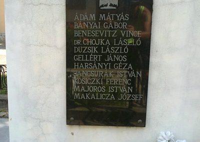 Ormosbánya világháborús emlékmű 2012.06.21. küldő-Pataki Tamás (1)