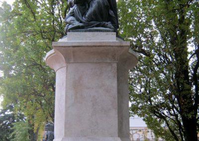 Orosháza felújított I. világháborús emlékmű 2014.10.25. küldő-Emese (10)