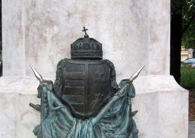 Orosháza felújított I. világháborús emlékmű 2014.10.25. küldő-Emese (4)