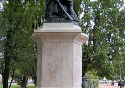 Orosháza felújított I. világháborús emlékmű 2014.10.25. küldő-Emese (6)