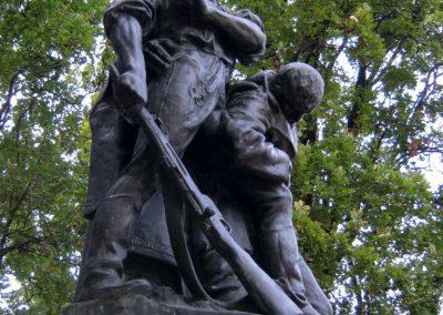 Orosháza felújított I. világháborús emlékmű 2014.10.25. küldő-Emese (7)