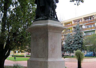Orosháza felújított I. világháborús emlékmű 2014.10.25. küldő-Emese (8)