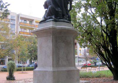 Orosháza felújított I. világháborús emlékmű 2014.10.25. küldő-Emese (9)