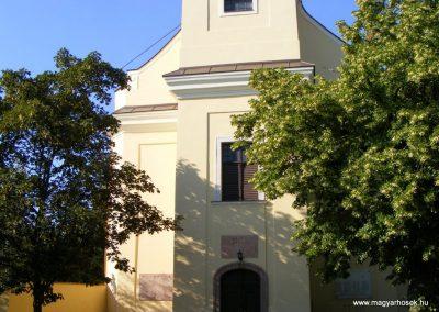 Oroszlány evangélikus templom világháborús emléktáblák 2012.06.17. küldő-Méri (1)