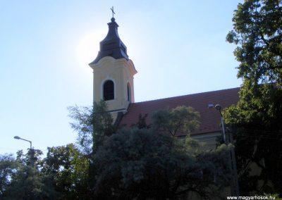 Oroszlány evangélikus templom világháborús emléktáblák 2012.06.17. küldő-Méri