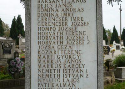 Orosztony II.vh emlékmű 2010.10.04. küldő-Sümec (2)