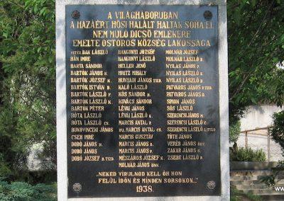 Ostoros világháborús emlékmű 2007.06.15. küldő-kalyhas (5)