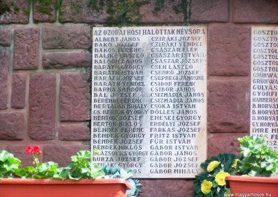 Ozora II.vh emlékmű 2010.05.02. küldő-Horváth Zsolt (2)