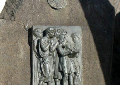 Pácin világháborús emlékmű- felújítás után 2010.07.04. küldő-Ágca (7)