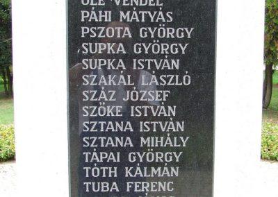 Páhi világháború emlékmű 2007.10.04. küldő-Markó Péter (3)