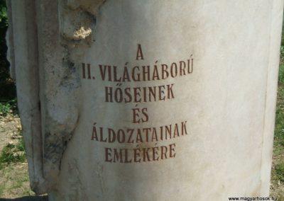 Pákozd II.vh emlékmű 2009.05.01.-Mimóza (1)