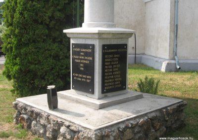 Pálháza Hősi emlékmű 2009.05.22.küldő-kalyhas (1)