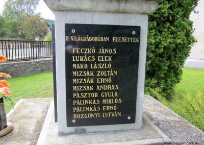 Pálháza hősi emlékmű 2012.08.18. küldő-kalyhas (3)