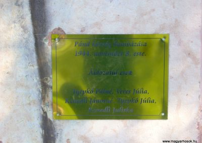 Pánd világháborús emlékmű 2014.09.23. küldő-Sümegi Csaba (11)