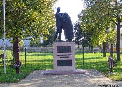 Pánd világháborús emlékmű 2014.09.23. küldő-Sümegi Csaba