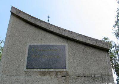 Pápateszér világháborús emlékművek 2010.07.21. küldő-kalyhas (4)