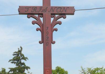 Pápoc felújított és áthelyezett világháborús emlékmű 2012.05.21. küldő-Sümec (11)