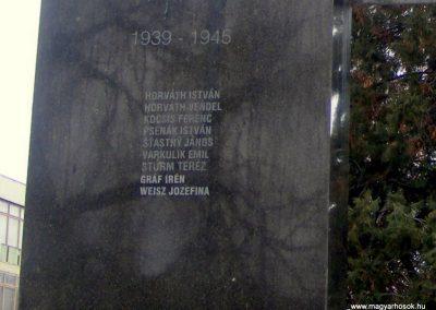 Párkány világháborús emlékmű 2012.12.08. küldő-Méri (11)