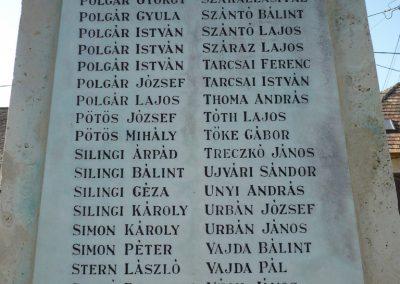Páty világháborús emlékmű 2009.08.03. küldő-Sümec (6)
