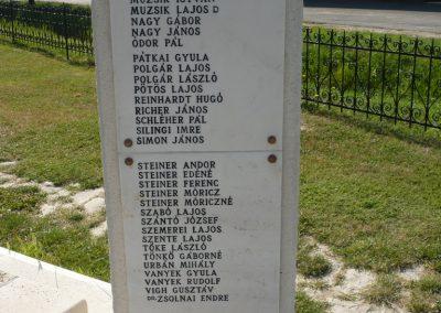 Páty világháborús emlékmű 2009.08.03. küldő-Sümec (9)