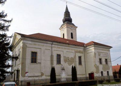 Pázmánd, katolikus templom
