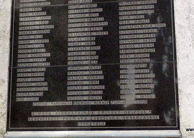 Pázmánd világháborús emléktáblák 2015.01.17. küldő-Méri (9)