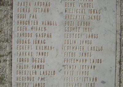 Pécel világháborús emlékmű 2008.05.10. küldő-Huszár Peti (3)