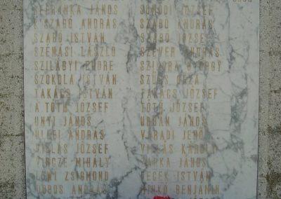 Pécel világháborús emlékmű 2008.05.10. küldő-Huszár Peti (5)