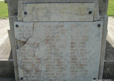 Pécel világháborús emlékmű 2008.05.10. küldő-Huszár Peti (6)