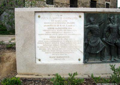 Pécs I.vh emlékmű 2011.04.23. küldő-kalyhas (8)
