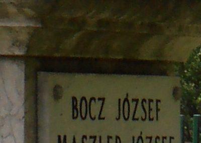 Pécs-Mecsekszabolcs világháborús emlékmű 2015.04.29. küldő-Bagoly András (13)