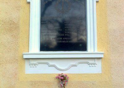 Pécs-Nagyárpád világháborús emléktáblák 2012.12.27. küldő-Turul 68 (1)