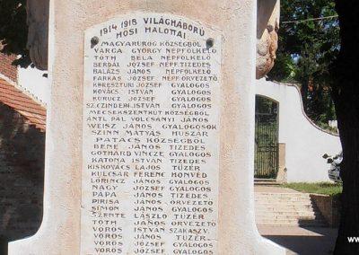 Pécs-Rácváros világháborús emlékmű 2014.06.04. küldő-Bagoly András (2)
