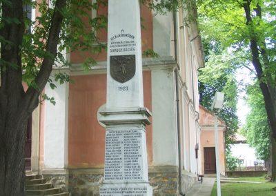 Pécs-Somogy I.vh emlékmű 2009.06.11. küldő-Horváth Zsolt (1)