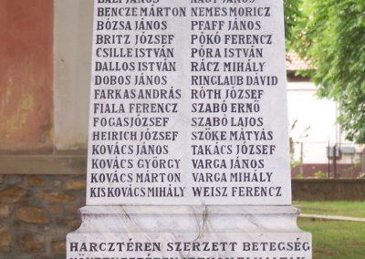 Pécs-Somogy I.vh emlékmű 2009.06.11. küldő-Horváth Zsolt (2)