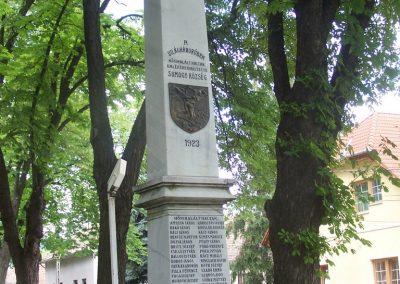 Pécs-Somogy I.vh emlékmű 2009.06.11. küldő-Horváth Zsolt (3)