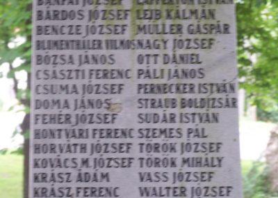 Pécs-Somogy II.vh emlékmű 2009.06.11.küldő-Horváth Zsolt (2)