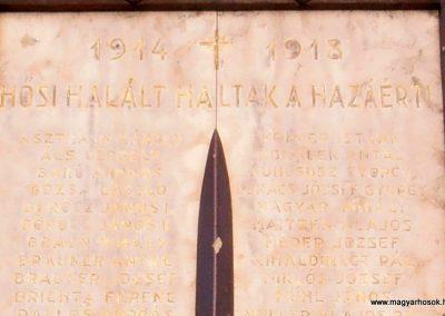 Pécs-Vasas világháborús emléktáblák 2012.09.16. küldő-Bagoly András (2)