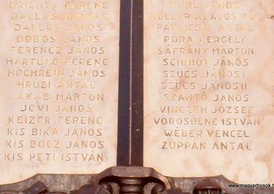 Pécs-Vasas világháborús emléktáblák 2012.09.16. küldő-Bagoly András (3)