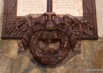 Pécs-Vasas világháborús emléktáblák 2012.09.16. küldő-Bagoly András (4)