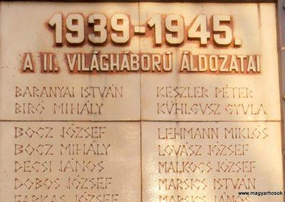 Pécs-Vasas világháborús emléktáblák 2012.09.16. küldő-Bagoly András (6)
