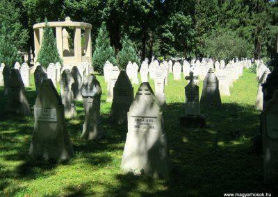 Pécs - köztemető - I. világháborús emlékmű és katonasírok 2016.07.18. küldő-Emese (9)