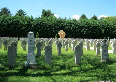 Pécs - köztemető - I. világháborús katonatemető 2016.07.18. küldő-Emese (10)
