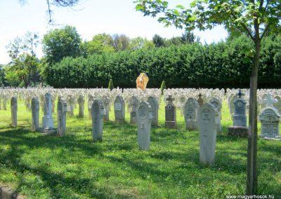 Pécs - köztemető - I. világháborús katonatemető 2016.07.18. küldő-Emese (11)