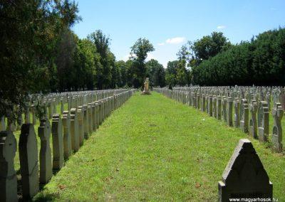Pécs - köztemető - I. világháborús katonatemető 2016.07.18. küldő-Emese (12)