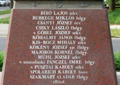 Pécs repülős emlékmű 2015.04.30. küldő-Dr. Lázár Gyula Levente (3)