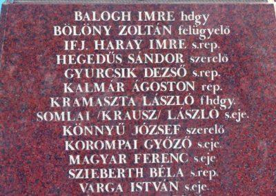 Pécs repülős emlékmű 2015.04.30. küldő-Dr. Lázár Gyula Levente (4)
