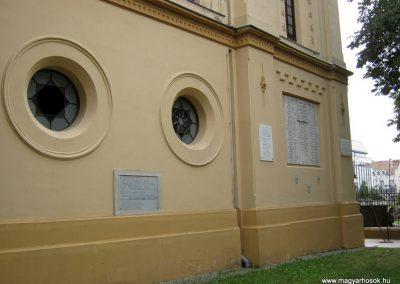 Pécs - zsinagóga - I. világháborús emléktábla 2016.07.15. küldő-Emese